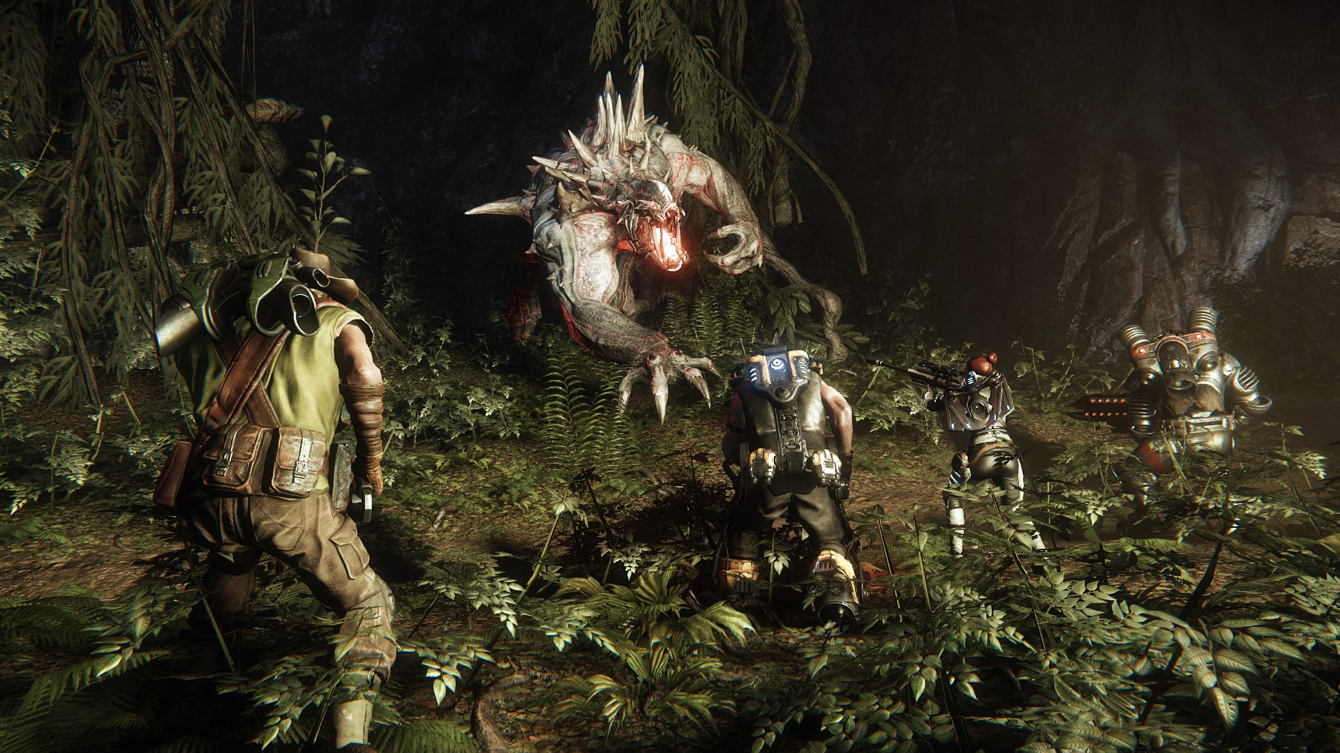 Evolve goes Free to Play for All Steam Account Users