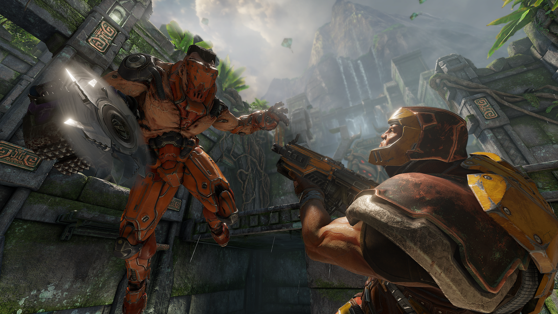 Action, Esports, FPS, Multiplayer, News, Online Game, Overview, Steam Keys, Quake Champions, Quake, id Software, Quakecon 2